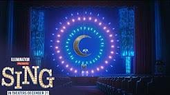 【今日観た動画】2017年公開『SING/シング』のトレーラー第3弾