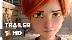 【今日観た動画】フランス/カナダ共同制作のCGアニメ映画『Leap!』トレーラー