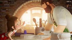 【今日観た動画】カナダのチーズの品質認知を向上させるために作られた短編アニメーション『Mia & Morton | Dairy Farmers of Canada』