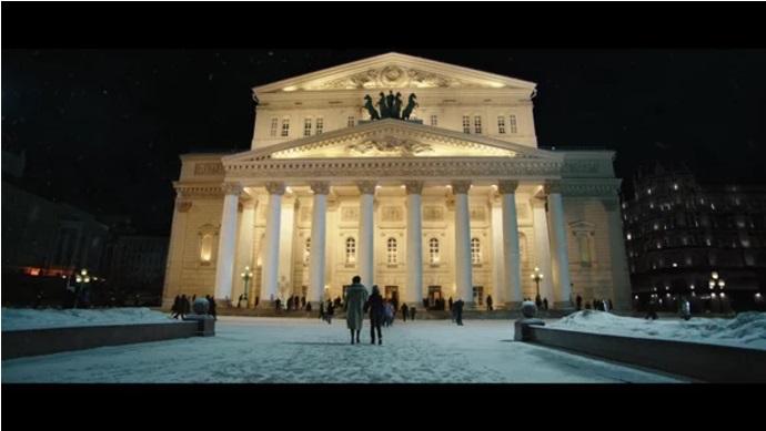 【今日観た動画】モスクワに拠点を置くスタジオCGF掲載、映画『Bolshoy』VFXブレイクダウン