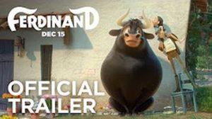【今日観た動画】大きな心を持つ巨大な雄牛の物語『Ferdinand』の公式トレーラー