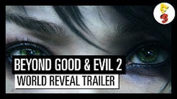 【今日観た動画】『Beyond Good and Evil 2』のトレーラー