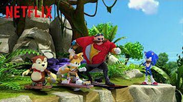 【今日観た動画】3DCGアニメ『ソニックトゥーン』の日本語吹き替え版トレーラー