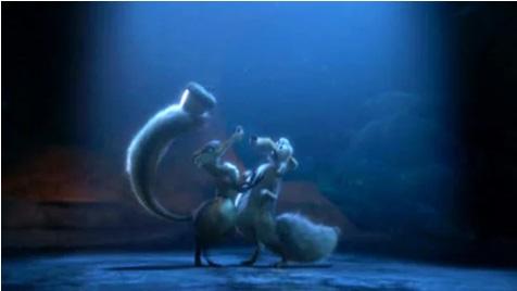 【今日観た動画】アニメーター必見!『アイスエイジ3』のタンゴダンスのシーケンス