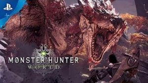【今日観た動画】ハンティングアクションゲーム『MONSTER HUNTER: WORLD』のTGS 2017トレーラー