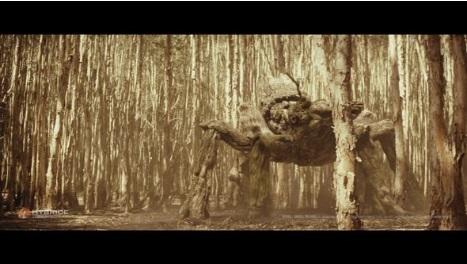 """【今日観た動画】""""Hybride Technologies""""公開!『キングコング: 髑髏島の巨神』のVFXブレイクダウン"""