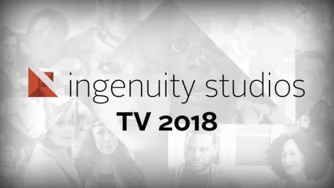 "【today's video】LAとNYに拠点を置く""Ingenuity Studios""公開のTV Showreel 2018"