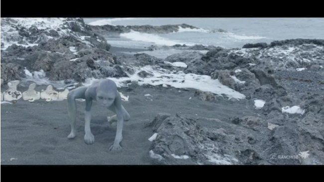 【today's video】孤島を舞台にしたクリーチャー・ホラー『Cold Skin(コールド・スキン)』のVFXブレイクダウン!